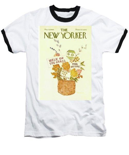 New Yorker May 10th, 1969 Baseball T-Shirt