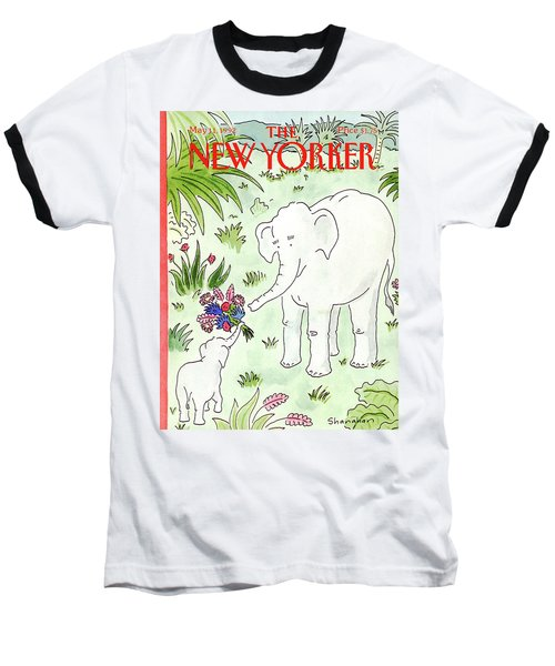 New Yorker May 11th, 1992 Baseball T-Shirt