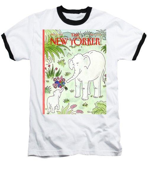 New Yorker May 11th, 1992 Baseball T-Shirt