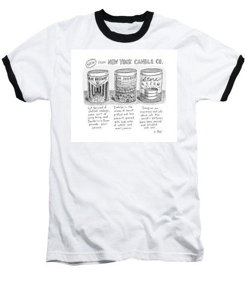 New Yorker May 15th, 2017 Baseball T-Shirt