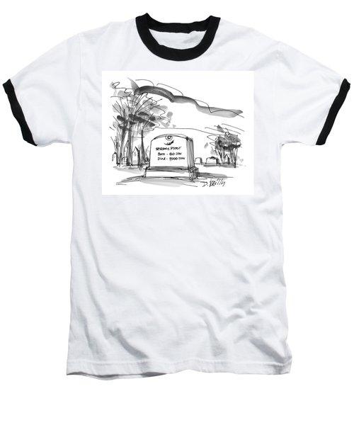 New Yorker May 18th, 1998 Baseball T-Shirt