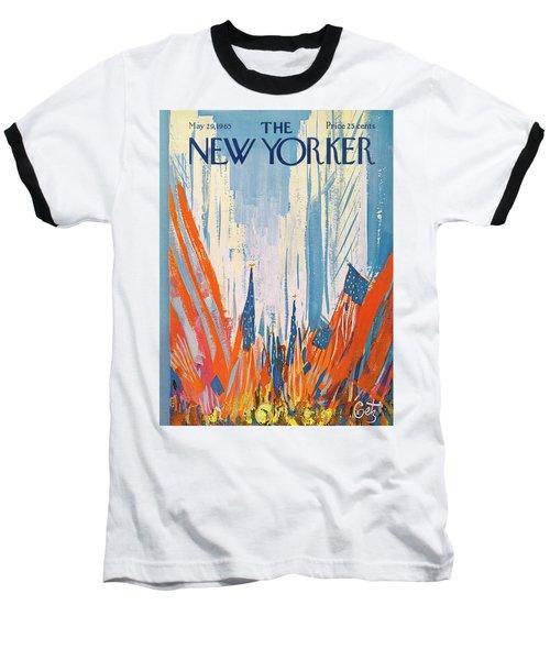 New Yorker May 29th, 1965 Baseball T-Shirt