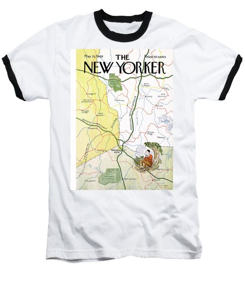 New Yorker May 31st, 1969 Baseball T-Shirt
