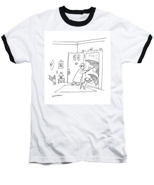 New Yorker May 4th, 1992 Baseball T-Shirt