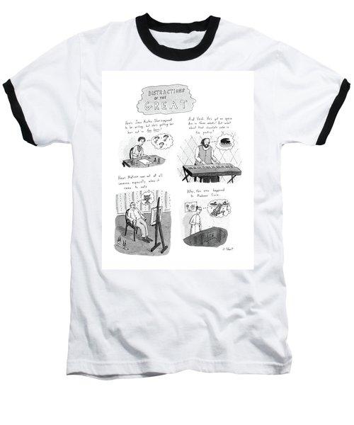 New Yorker November 10th, 1986 Baseball T-Shirt