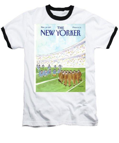 New Yorker November 16th, 1987 Baseball T-Shirt