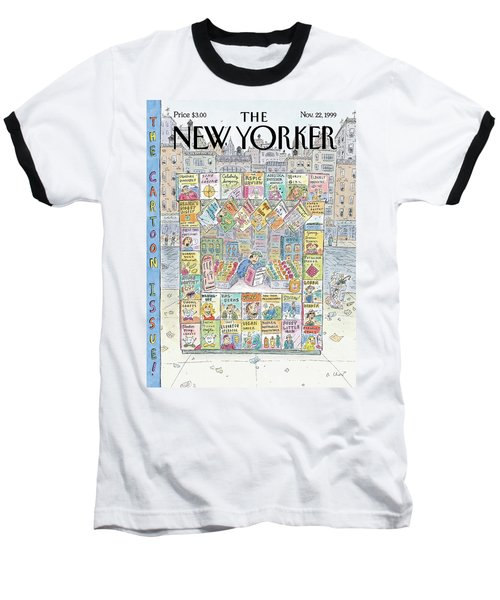 New Yorker November 22nd, 1999 Baseball T-Shirt