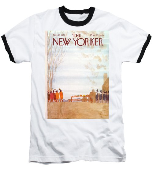 New Yorker November 25th, 1974 Baseball T-Shirt