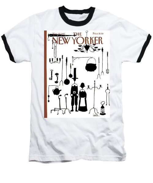 New Yorker November 29th, 1982 Baseball T-Shirt