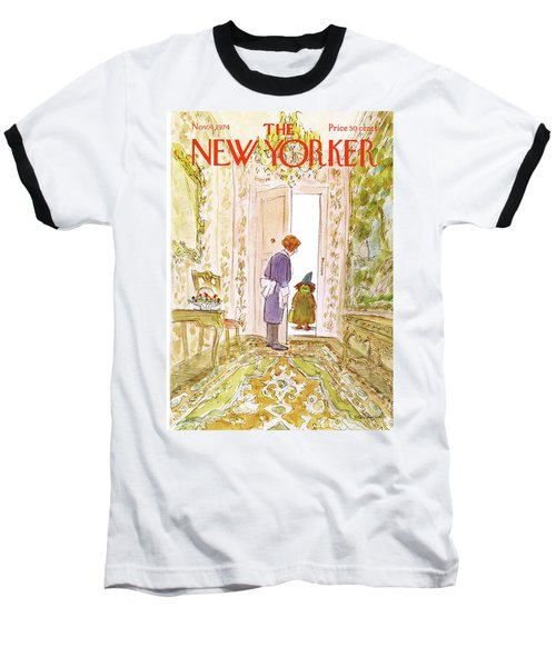 New Yorker November 4th, 1974 Baseball T-Shirt