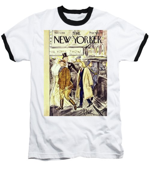 New Yorker November 5 1938 Baseball T-Shirt
