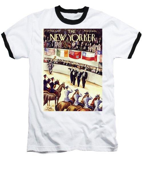 New Yorker November 6 1937 Baseball T-Shirt