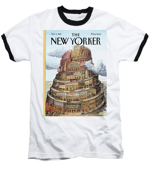 New Yorker October 2nd, 1995 Baseball T-Shirt
