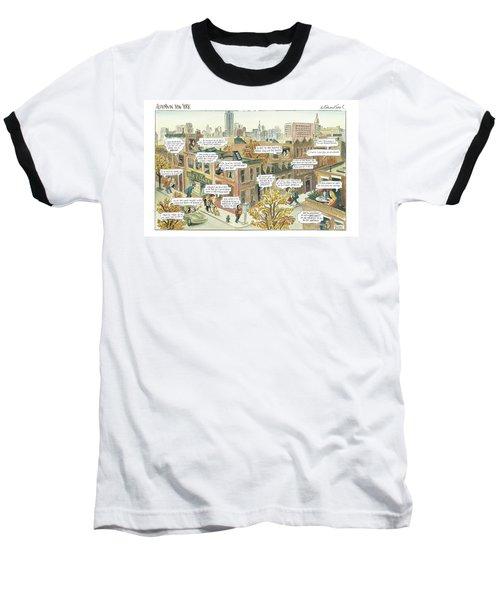 New Yorker October 2nd, 2000 Baseball T-Shirt
