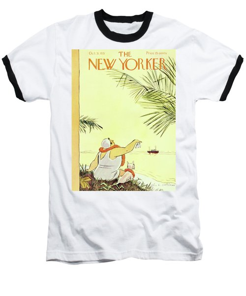 New Yorker October 31 1931 Baseball T-Shirt