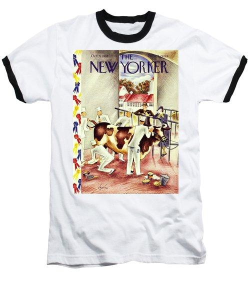 New Yorker October 5 1935 Baseball T-Shirt