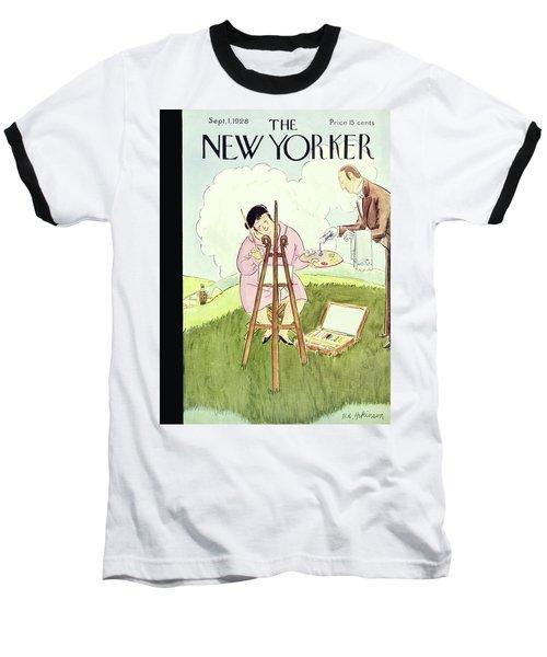 New Yorker September 1 1928 Baseball T-Shirt