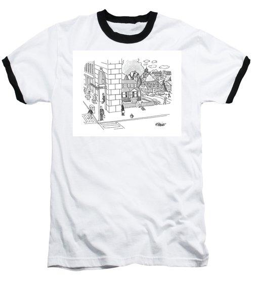 New Yorker September 12th, 1988 Baseball T-Shirt