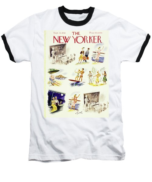 New Yorker September 14 1940 Baseball T-Shirt