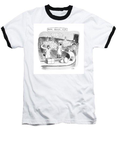 New Yorker September 24th, 1990 Baseball T-Shirt