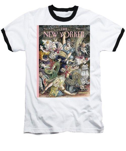 New Yorker September 29th, 1997 Baseball T-Shirt