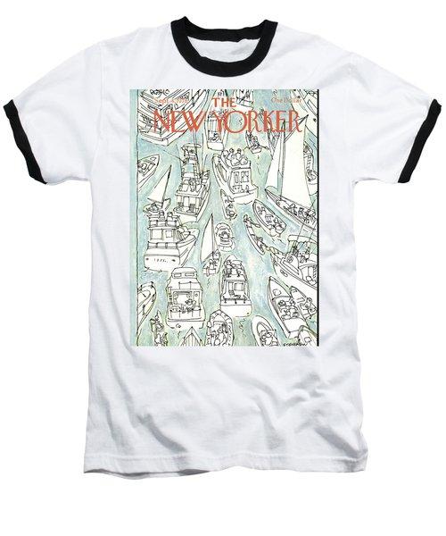 New Yorker September 4th, 1978 Baseball T-Shirt