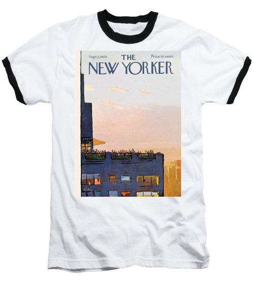 New Yorker September 5th, 1970 Baseball T-Shirt