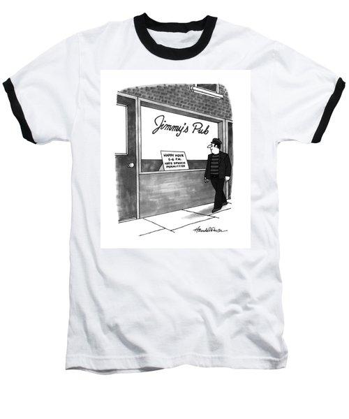 New Yorker September 6th, 1993 Baseball T-Shirt