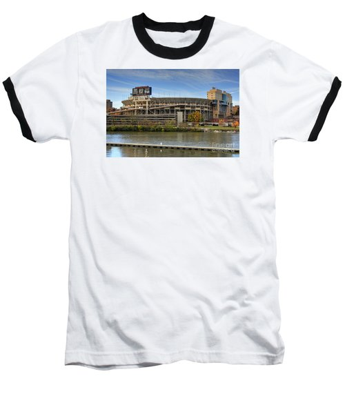 Neyland Stadium Baseball T-Shirt