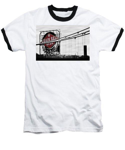 Nicollet Island Treasure Baseball T-Shirt