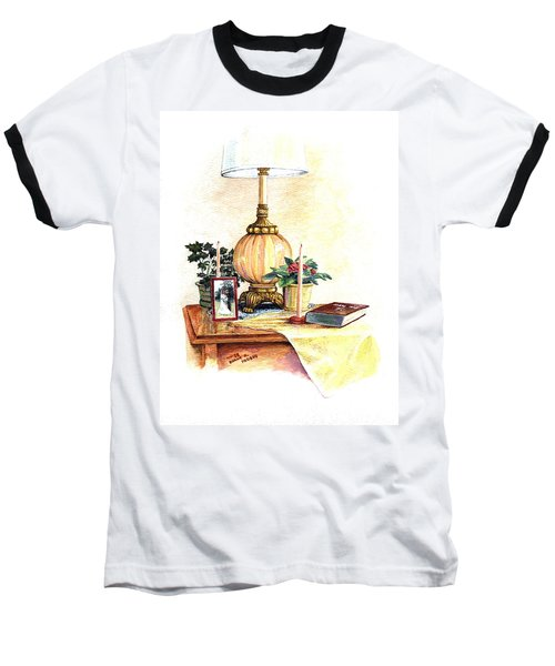 Nightstand Baseball T-Shirt
