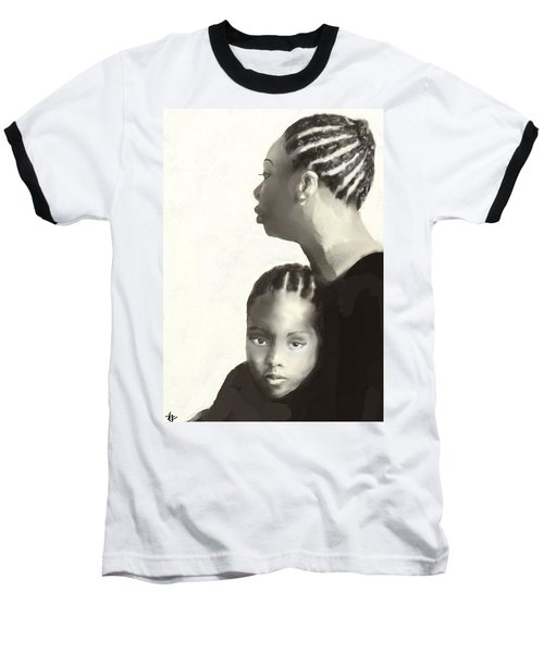 Nina And Lisa Simone Baseball T-Shirt