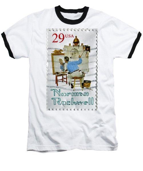 Norman Rockwell Baseball T-Shirt