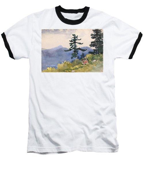 North Woods Club Baseball T-Shirt