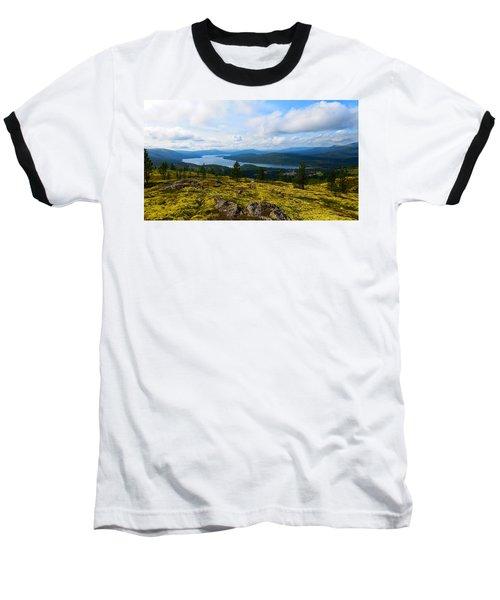 Norwegian Landscape 3 Baseball T-Shirt