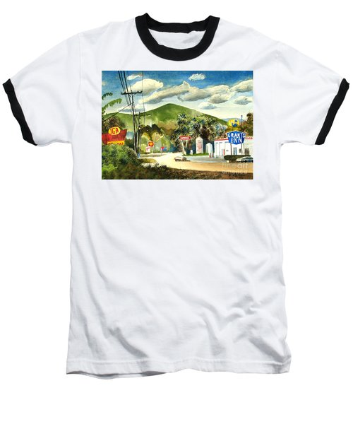 Nostalgia Arcadia Valley 1985  Baseball T-Shirt
