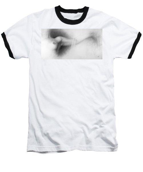 Nude Drawing Baseball T-Shirt