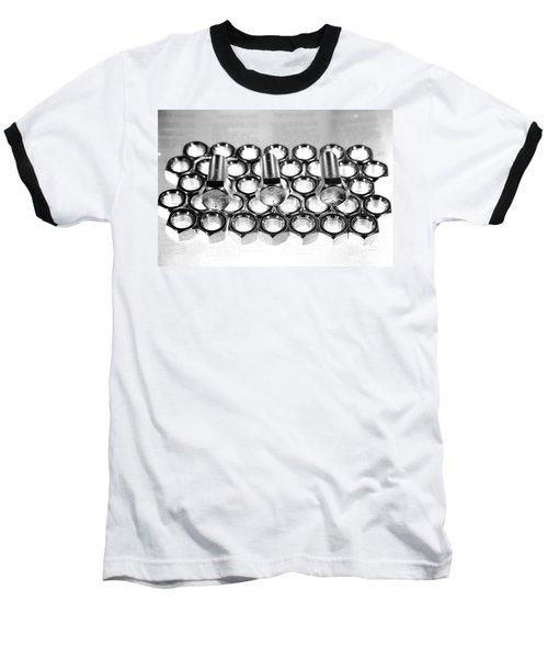 Nuts And Bolts Baseball T-Shirt