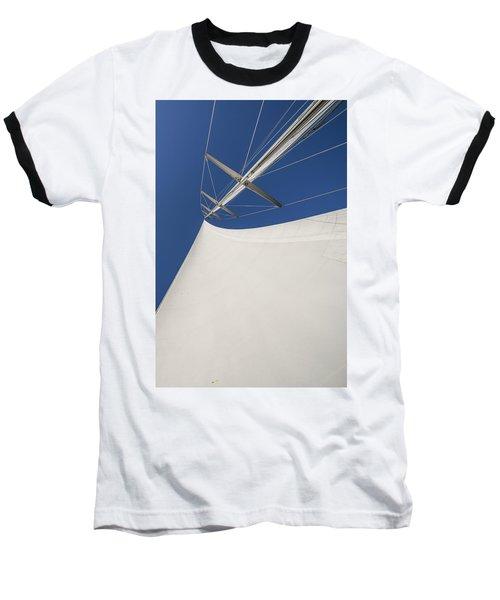 Obsession Sails 4 Baseball T-Shirt