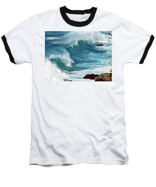 Ocean Majesty Baseball T-Shirt