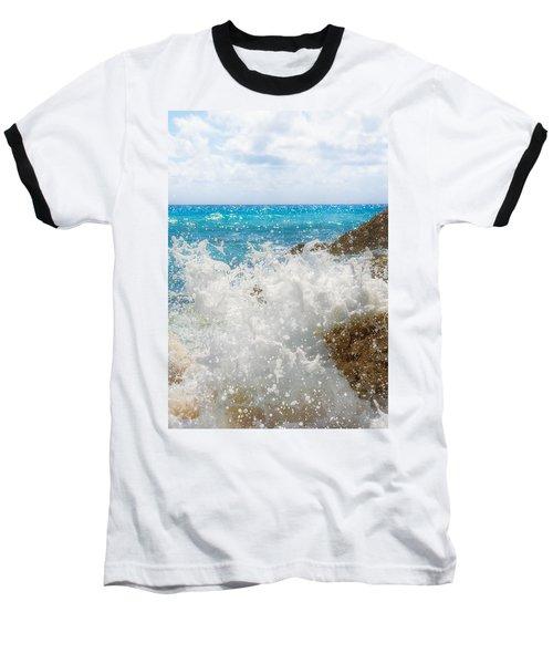 Ocean Spray Baseball T-Shirt
