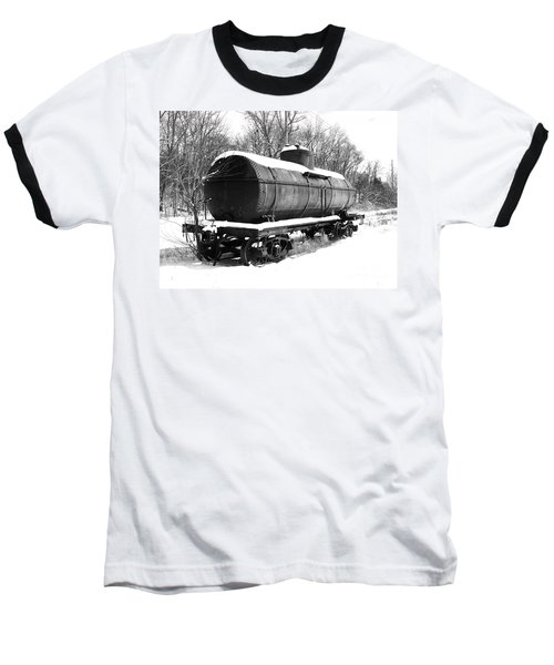 Baseball T-Shirt featuring the photograph Off The Beaten Track by Sara  Raber