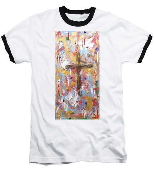 Oh Heavenly Father Baseball T-Shirt