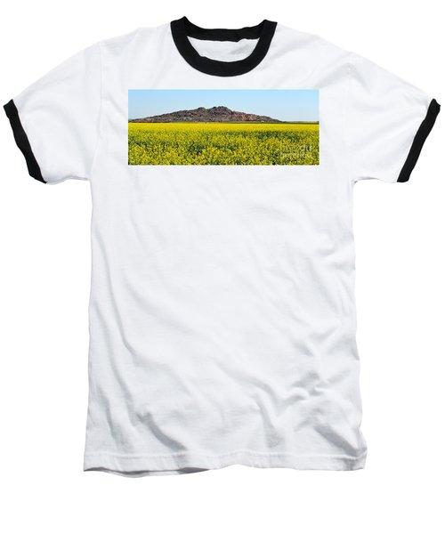 Oklahoma Gold Baseball T-Shirt