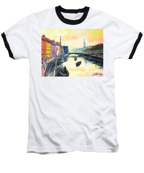 Old Copenhagen Baseball T-Shirt