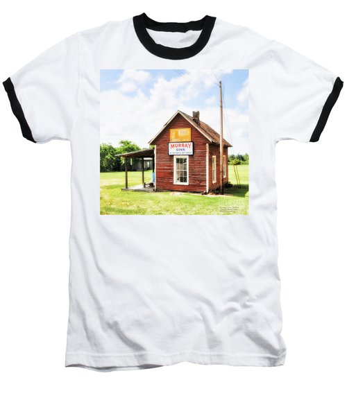 Old Country Cotton Gin Store -  South Carolina - I Baseball T-Shirt
