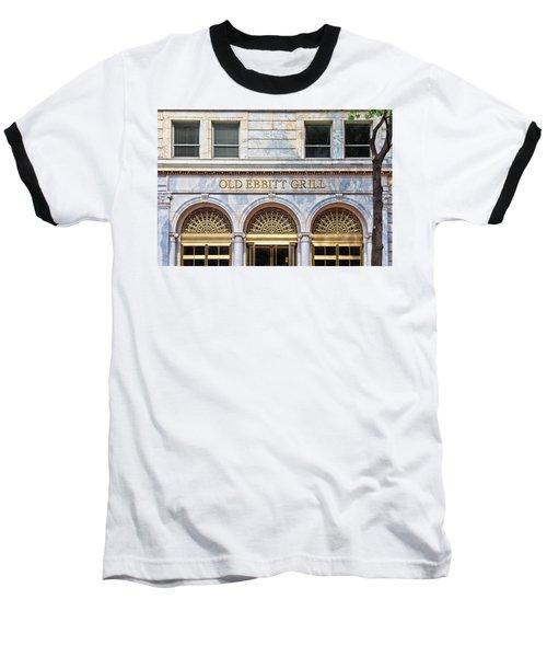 Old Ebbitt Grill Baseball T-Shirt