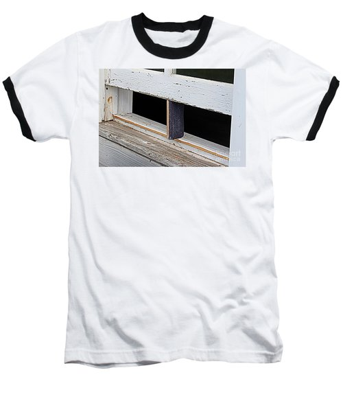 Old Fashioned Air Conditioning Baseball T-Shirt