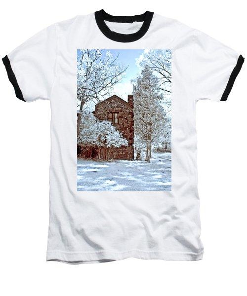 Old Stone House Baseball T-Shirt