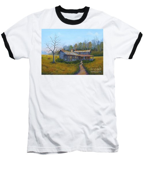Old Walker Homestead #2 Baseball T-Shirt